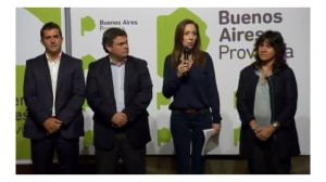 Aumentos en los planes sociales anunciado por Vidal
