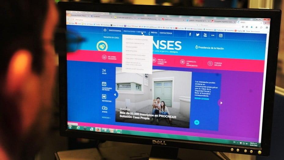 Presentar el Certificado Escolar desde la Web de ANSES