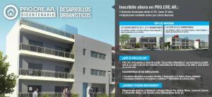 Qué es el ProCreAr Desarrollos Urbanísticos?