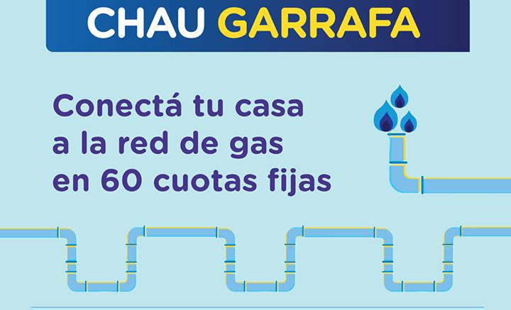 Programa Mejor Hogar Gas