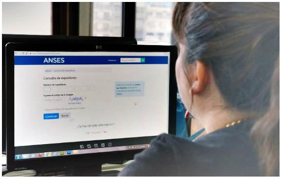 presentar la Libreta por Internet