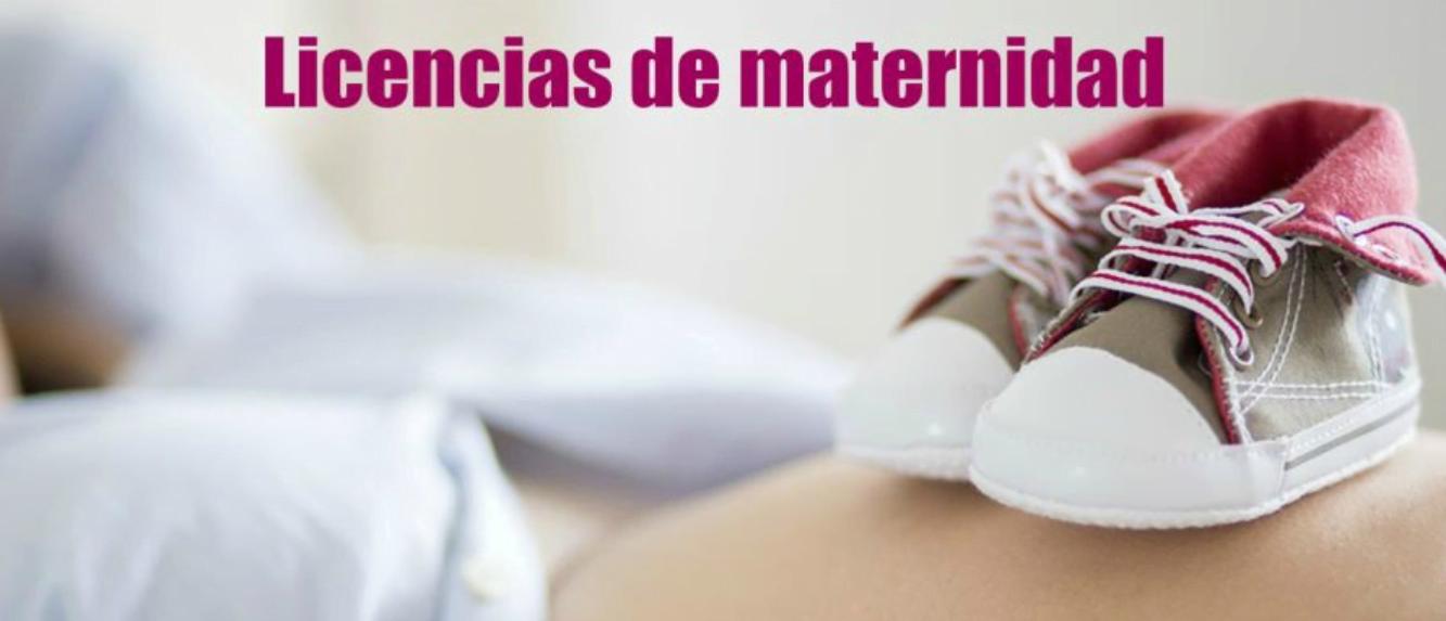 Como solicitar la Licencia por Maternidad