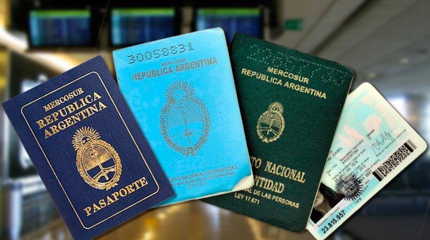 Obtener o Renovar el DNI y el Pasaporte