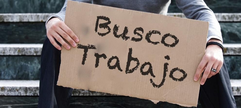 personas sin empleo en Argentina