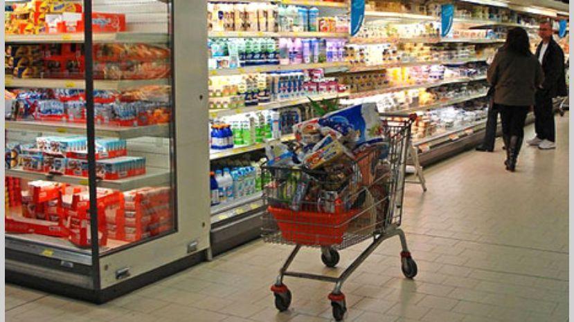 Descuentos en supermercados