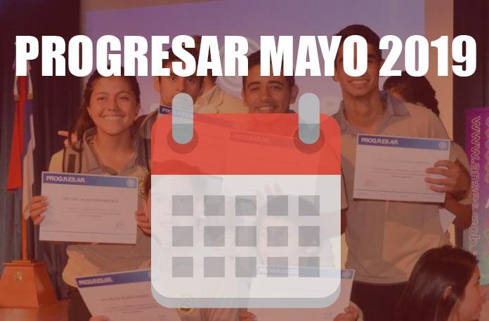 Fecha de cobro Beca Progresar Mayo