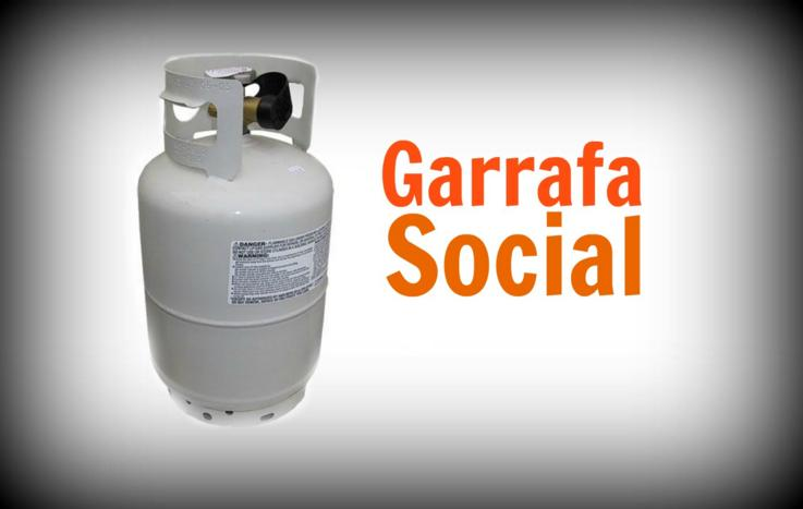 Fecha de cobro Garrafa Social Octubre