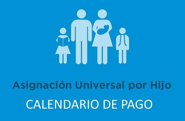 Fecha de cobro Asignación universal por hijo Diciembre