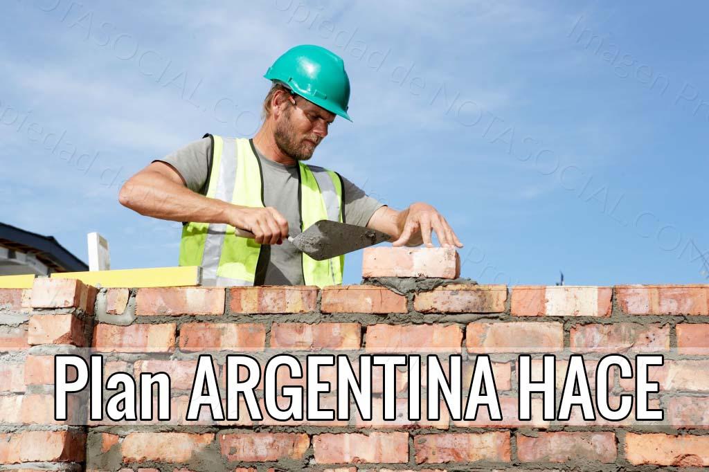 Plan Argentina Hace