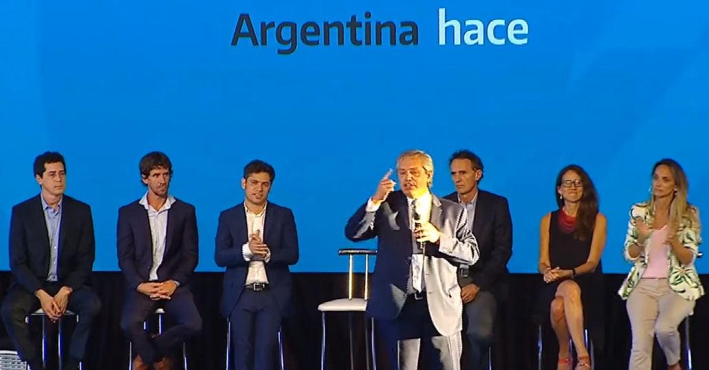 cobrar Argentina Hace