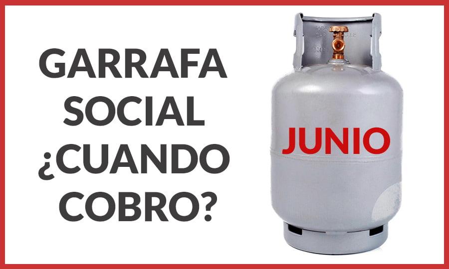 garrafa social de junio