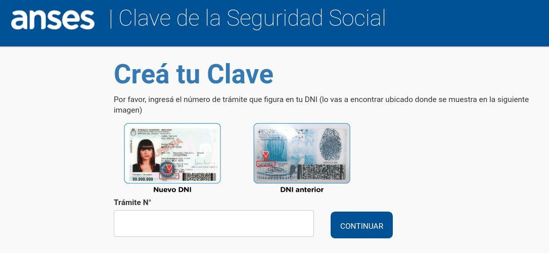 Clave de la Seguridad Social