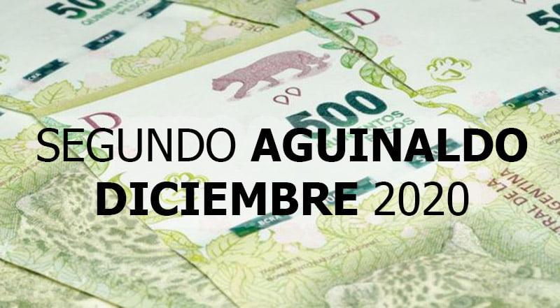 Segundo Aguinaldo 2020