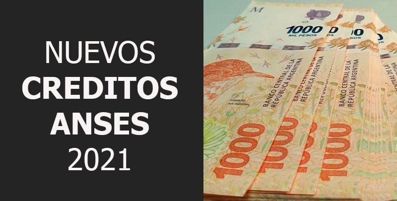 Créditos ANSES 2021