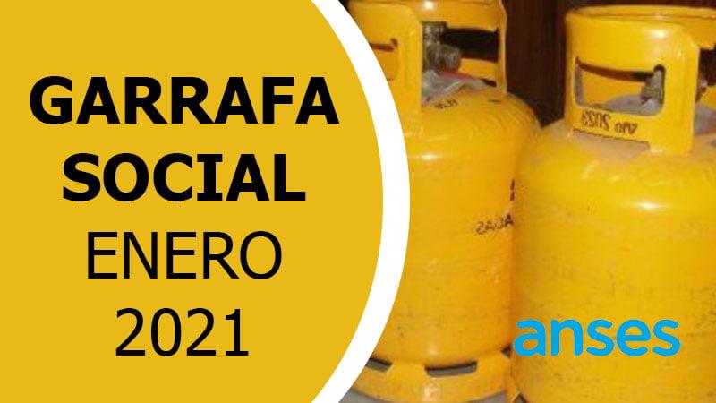 Garrafa Social Enero 2021
