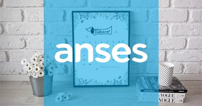 Calendario semanal de ANSES