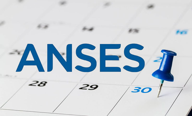 Calendario ANSES tercera semana de Abril