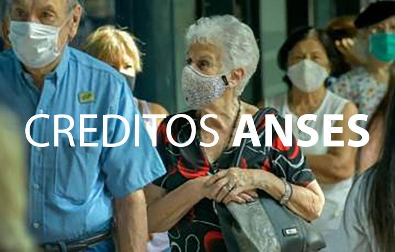 Créditos de ANSES para jubilados