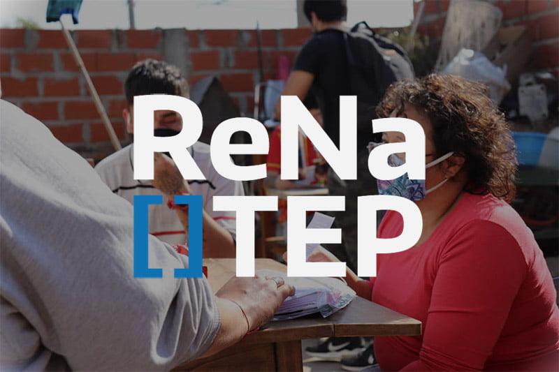 Inscripción RENATEP