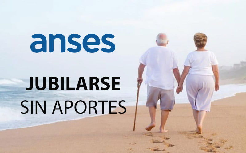 Plan para Jubilarse con menos aportes